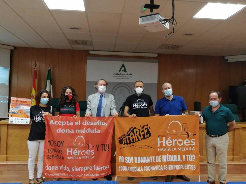 Granada.- Una gesta deportiva unirá Costa, Mulhacén y Vega en favor de la investigación sobre la leucemia infantil