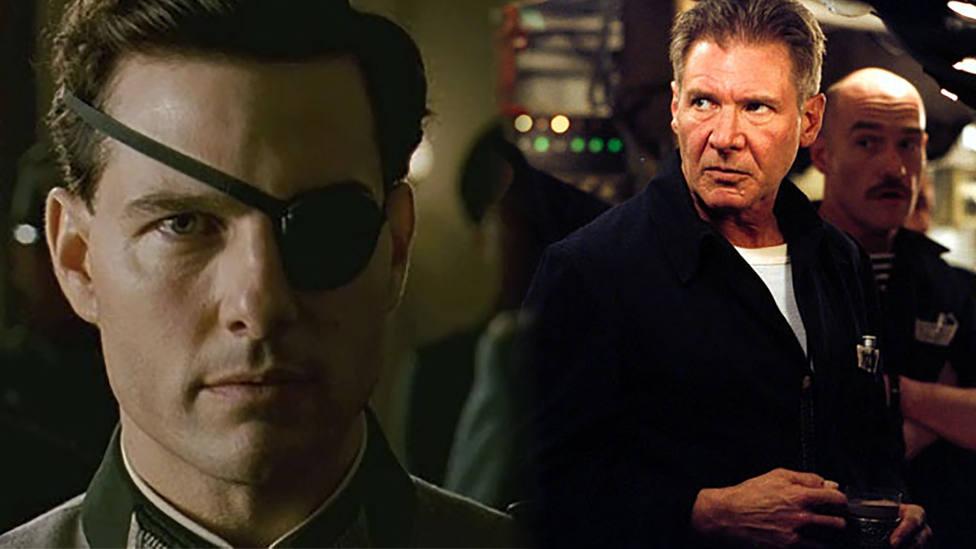 Tom Cruise y Harrison Ford, protagonistas del fin de semana en TRECE