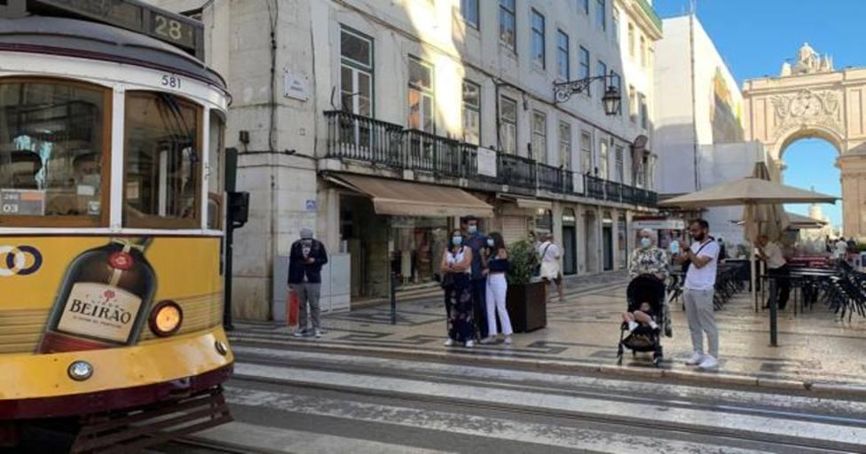 Se incrementan los hospitalizados y la incidencia covid en Portugal