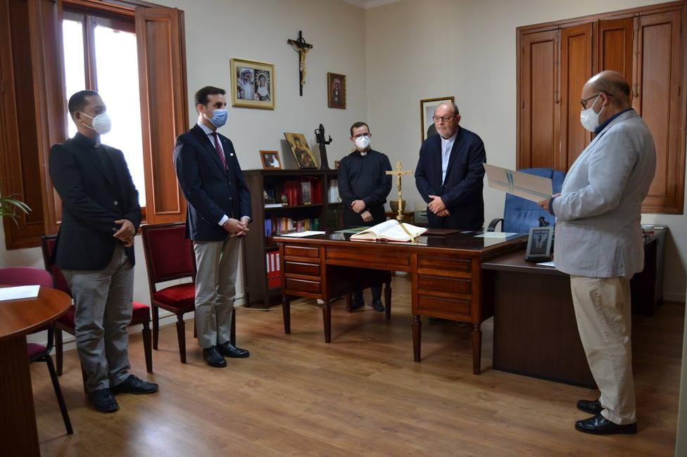 ctv-enm-toma posesin dos nuevos directores secretariados diocesanos huelva