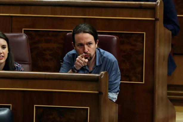 Iglesias pedirá a Sánchez entrar en el Gobierno si prospera la moción de censura