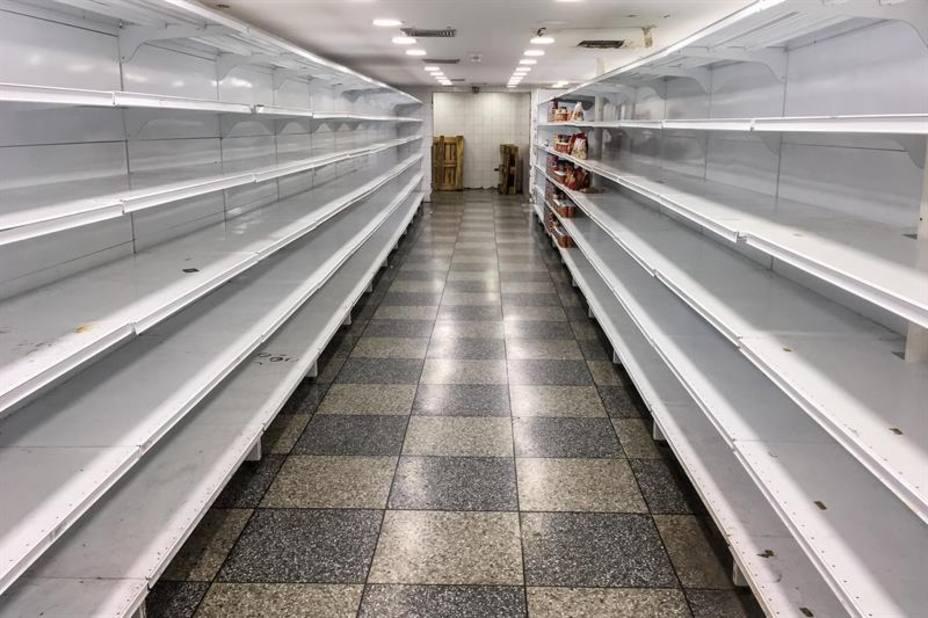 Alerta en Venezuela: el 64% de la población ha perdido once kilos por el hambre