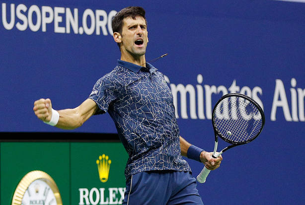 Djokovic, campeón del US Open (EFE)
