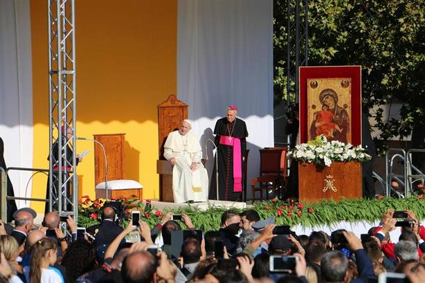 El Papa Francisco, en Sicilia: Los mafiosos no son cristianos