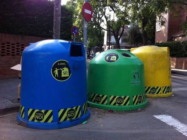 Las empresas gestoras de residuos urbanos recogieron un 1,1% más de residuos en 2016 que el año anterior, según el INE