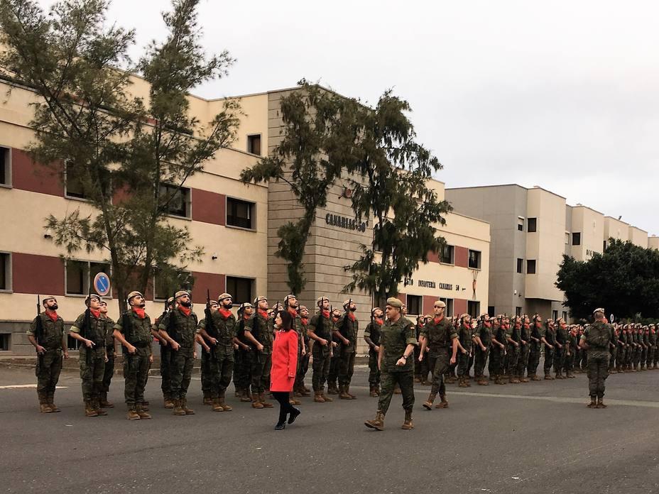 Defensa facilita la elección de destino a los militares próximos a dejar las Fuerzas Armadas por cumplir 45 años