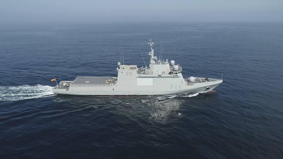 La Bahía de Cádiz será sede del encuentro mundial del sector naval militar, Offshore Patrol Vessels