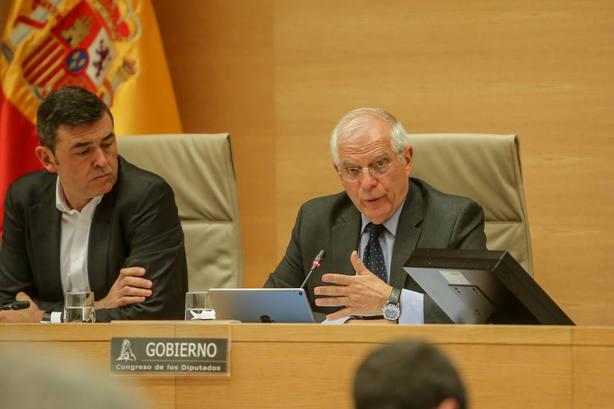 Borrell espera que los acuerdos agrícola y pesquero Marruecos-UE sean un marco de referencia estable