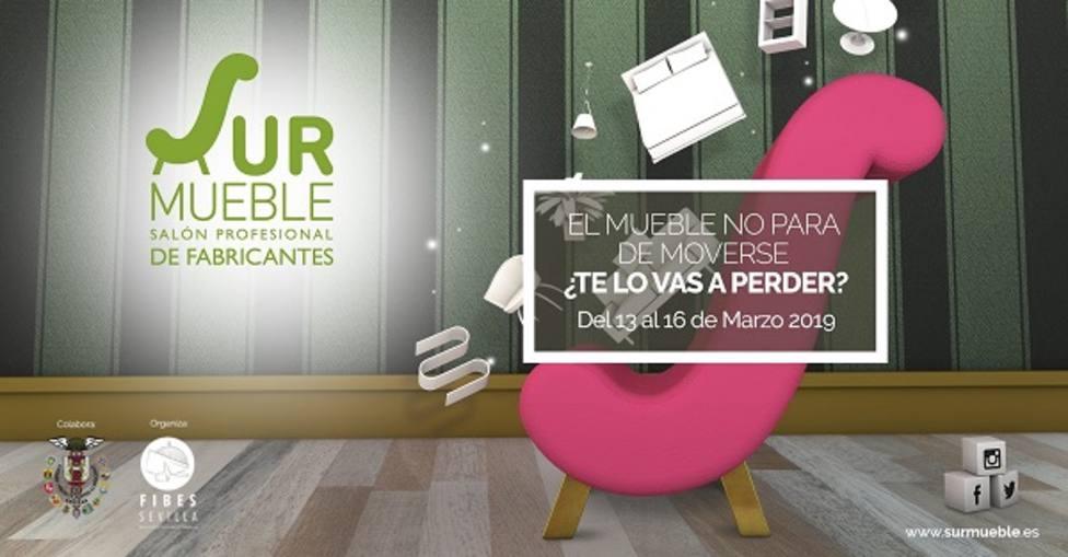 El mueble de Yecla desfila en Sevilla