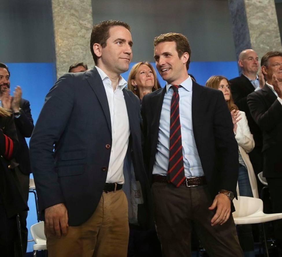 Teodoro García será el cabeza de lista del Partido Popular en la Región