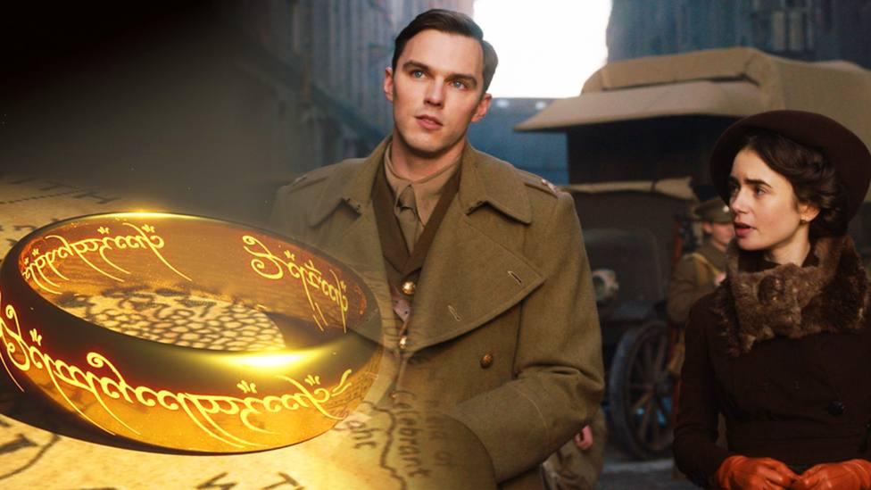 Uno de los fotogramas del biopic Tolkien, que su propia familia ha criticado