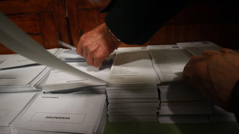 Noche electoral