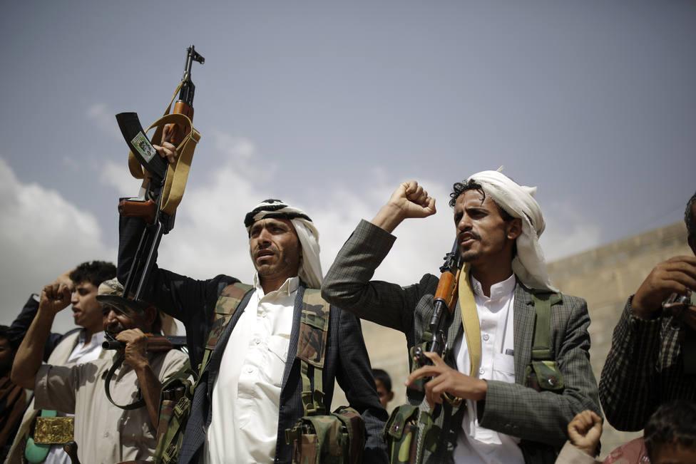 Los huthis aseguran haber atacado con un dron el aeropuerto saudí de Jizan
