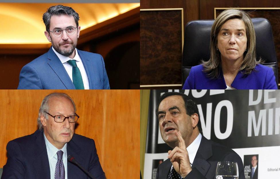 Las dimisiones en la política española más importantes de los últimos años