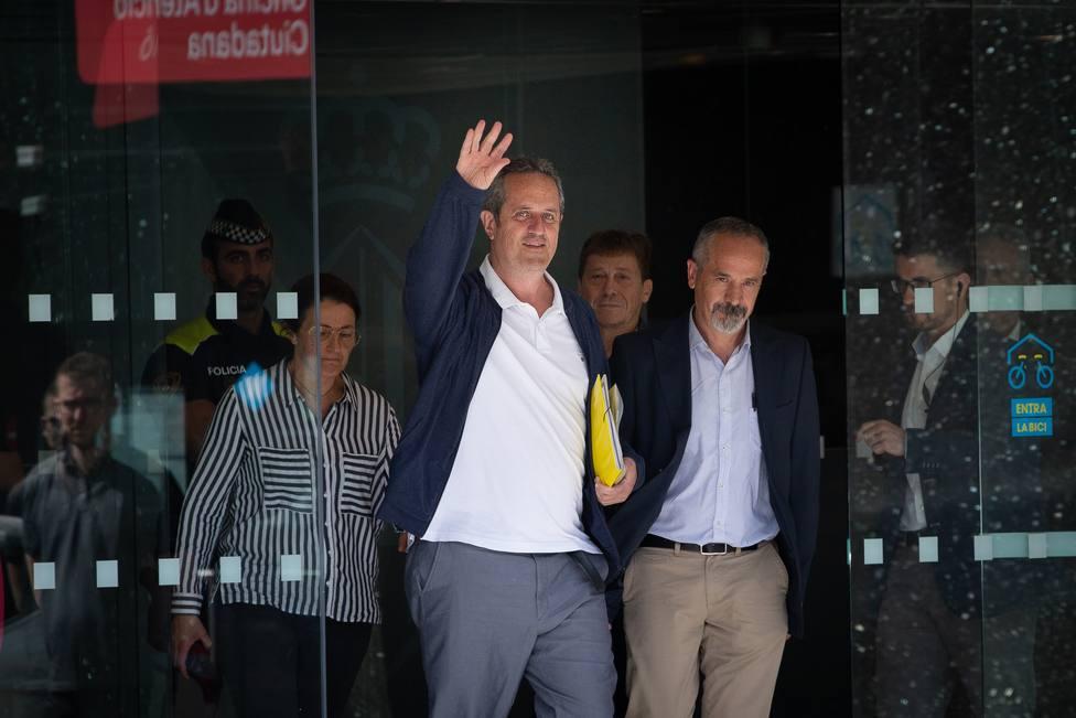 El exconsejero Joaquim Forn acusa al Gobierno de oscurantismo con los atentados del 17A e insiste en una investigación