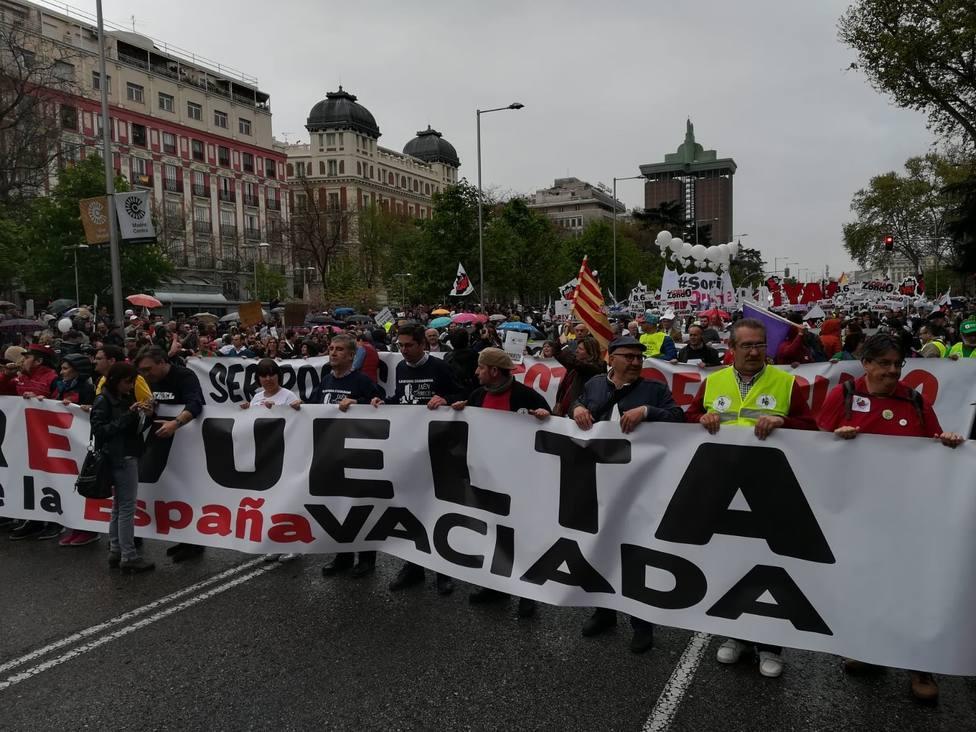 Revuelta España Vaciada
