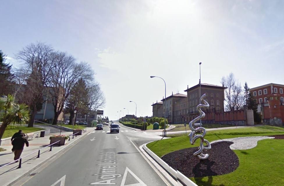 Avenida Lehendakari Aguirre, Basauri