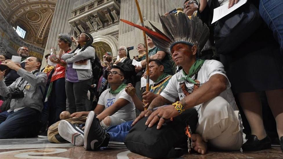 Arranca el Sínodo Especial para la Amazonía en Roma