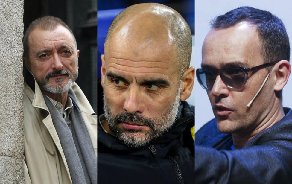 Guardiola, Xavi, Reverte, Buenafuente, Risto Mejide... Esto opinan los famosos de la sentencia del procés