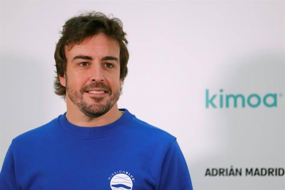 Fernando Alonso, sobre Cataluña: He viajado por todo el mundo y no hay ningún país como España, ninguno