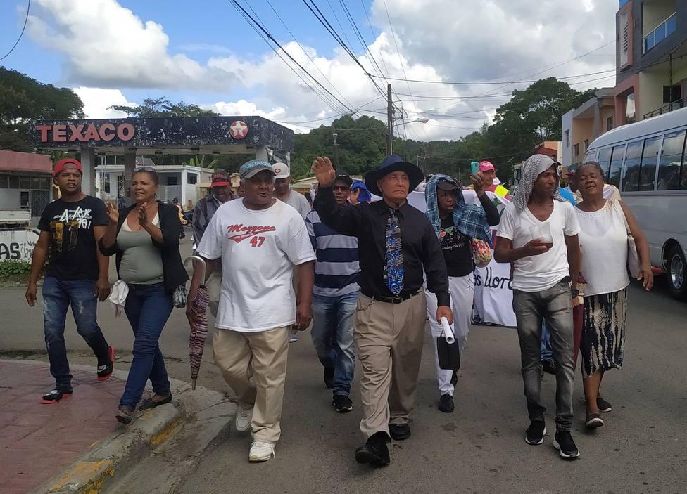 Desalojan a la fuerza a un misionero español y varias familias campesinas en República Dominicana