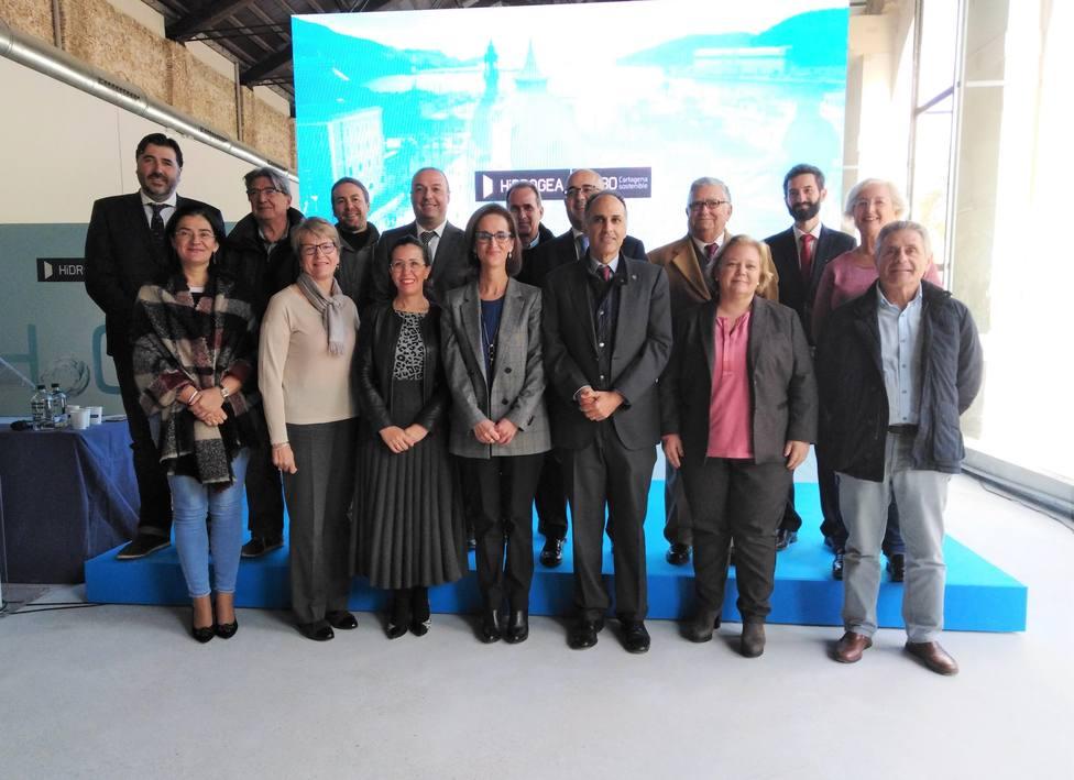 El grupo empresarial Suez, matriz de Hidrogea, ubicará en Cartagena su centro tecnológico de investigación