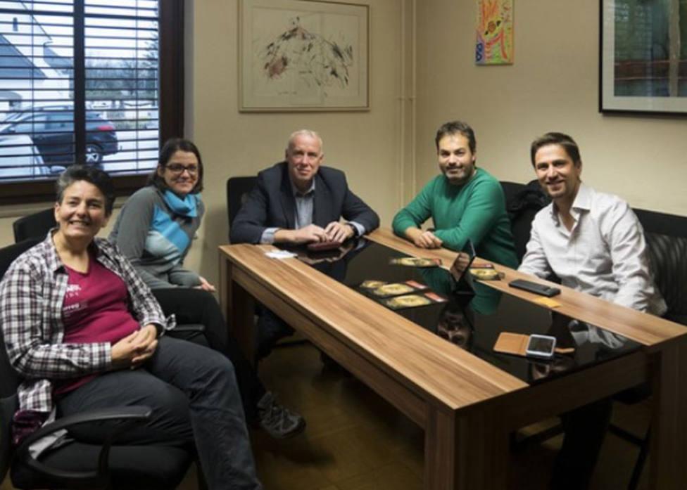 Fundación Santa María la Real muestra en Austria el modelo de gestión del Camino de Santiago en la Comunidad