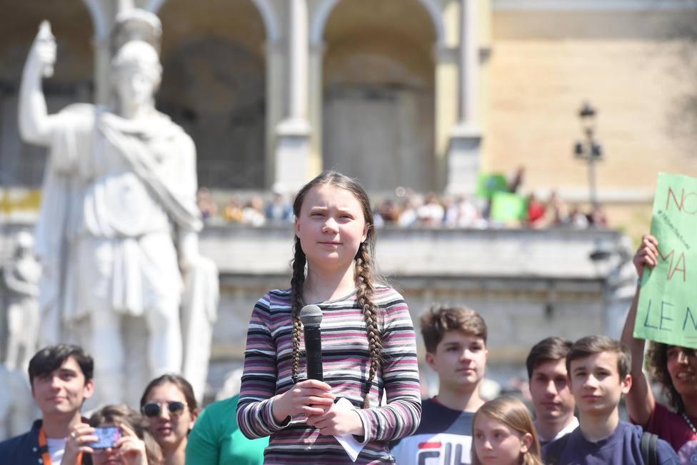 Greta Thunberg, el reflejo del miedo de la sociedad a la crisis climática