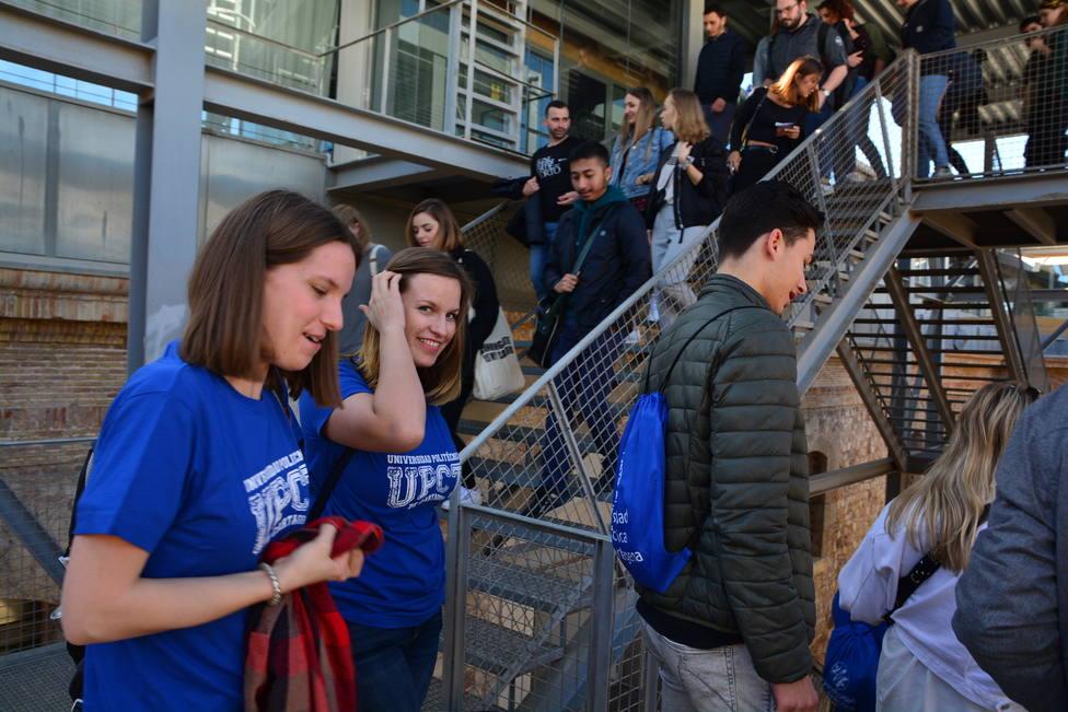 La UPCT bate su récord de estudiantes de movilidad internacional