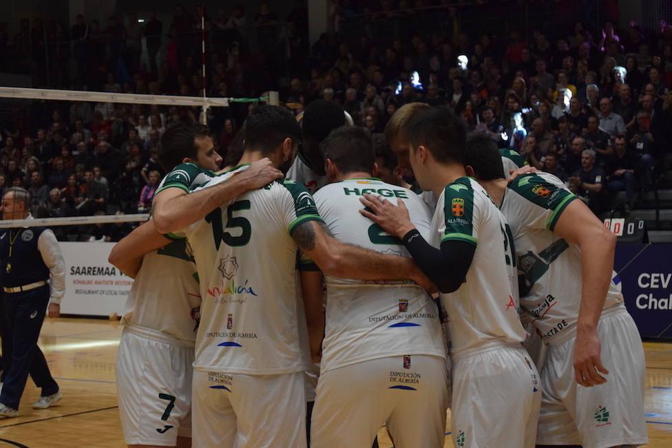 Unicaja Costa de Almería ganó en la ida (2-3)