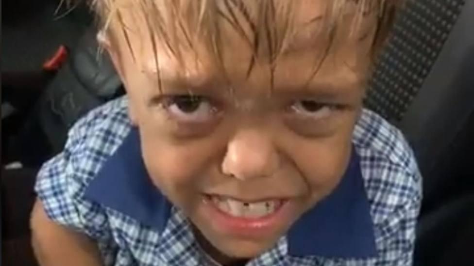 El descorazonador llanto de un niño víctima del bullying que ha generado una ola de solidaridad