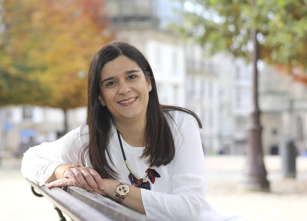 """La portavoz de Cs en Lugo se suma a Igea para no dejar """"huérfanos"""" a los votantes"""