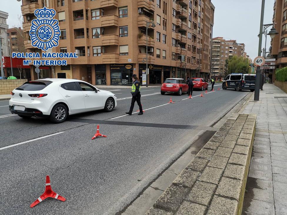Otro detenido y 166 nuevas propuestas de sanción en las últimas 24 horas por incumplientos en La Rioja