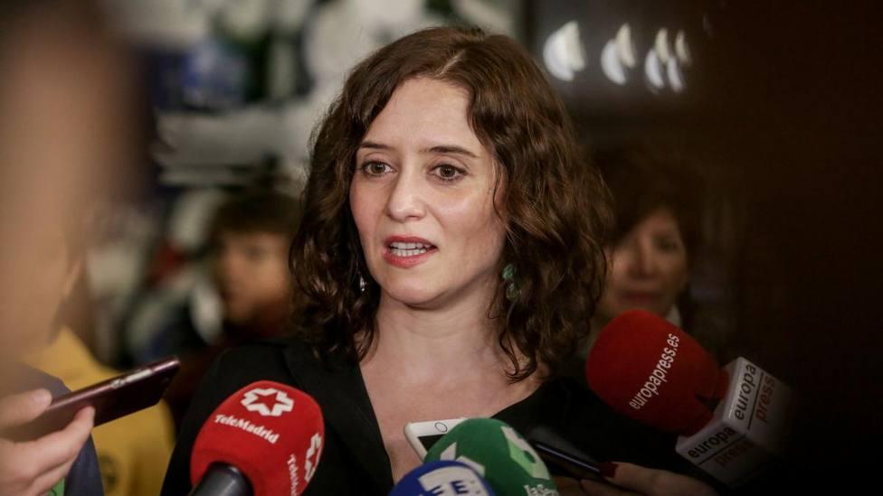 Madrid estará de luto desde mañana por los fallecidos por coronavirus