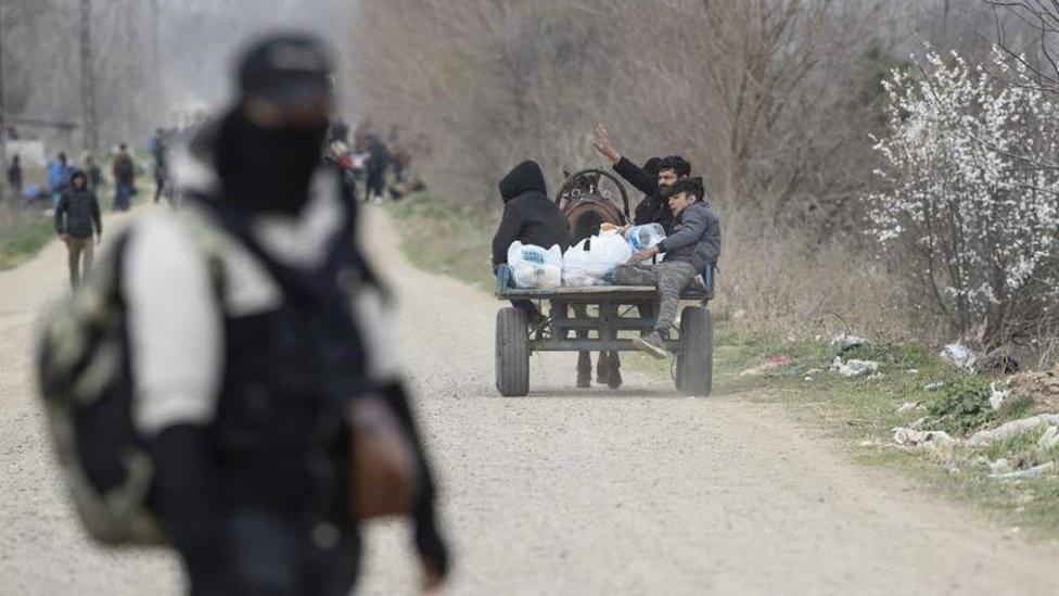 """Naciones Unidas pide un alto el fuego en Siria para evitar una """"tragedia inminente"""" por el coronavirus"""