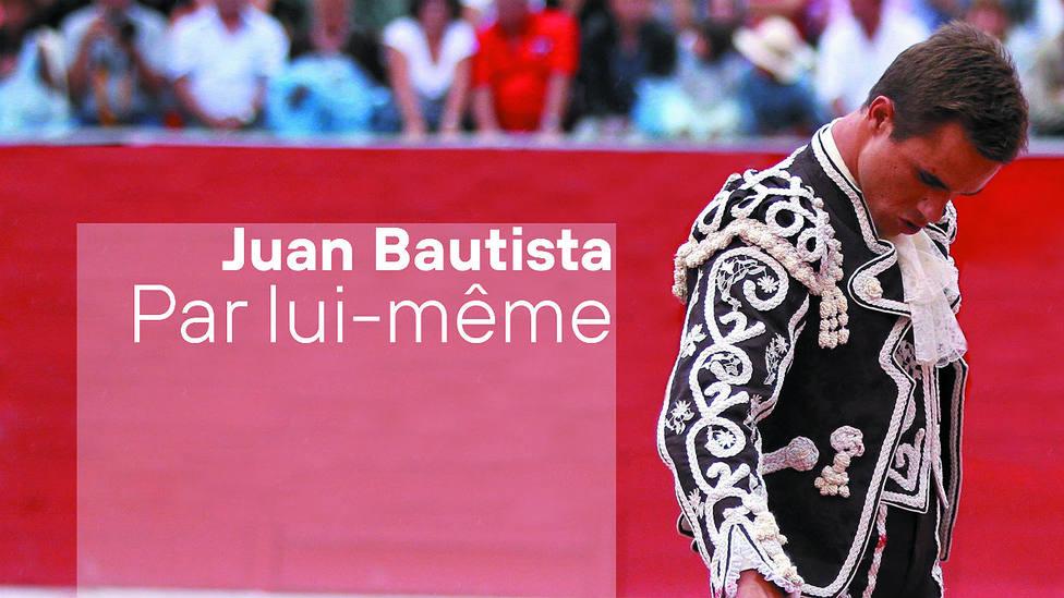Portada del libro autobiográfico de Juan Bautista