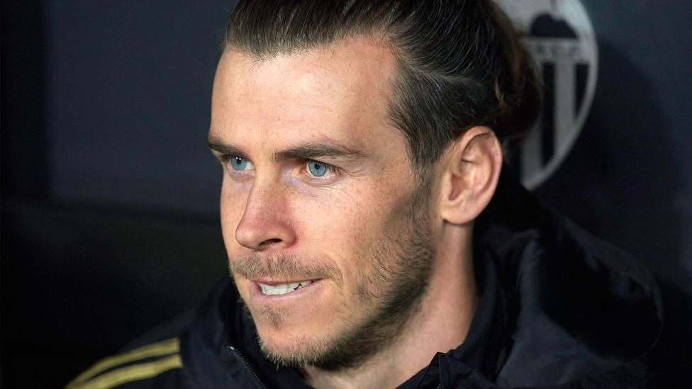 Gareth Bale, jugador del Real Madrid. CORDONPRESS