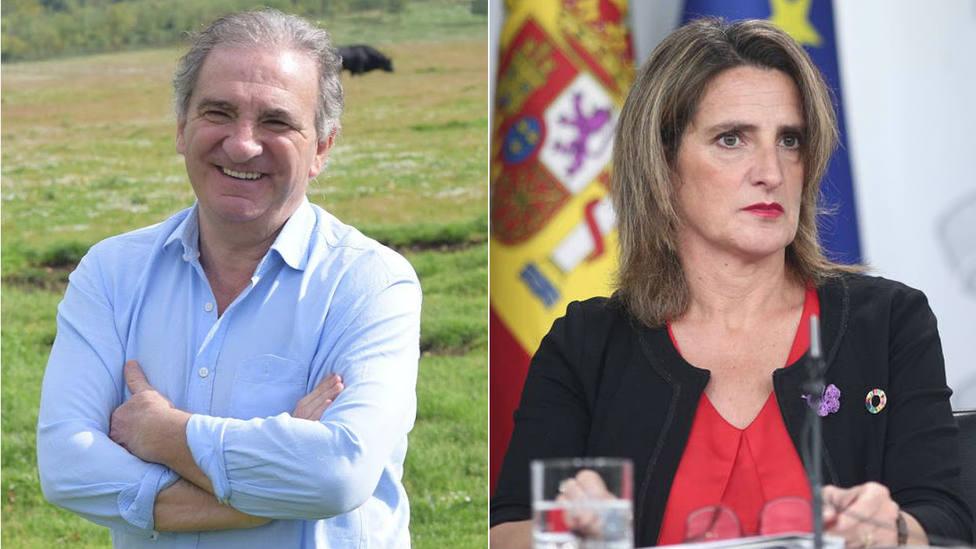 Antonio Bañuelos, presidente de la UCTL, envía una carta a la ministra Teresa Ribera