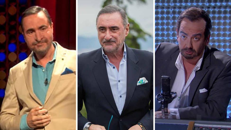 Los otros Carlos Herrera: así son todas las imitaciones del comunicador líder de COPE