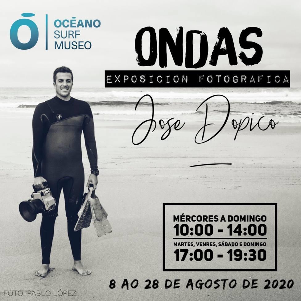 La exposición se inaugurará el próximo sábado 8 de agosto - FOTO: Concello Valdoviño