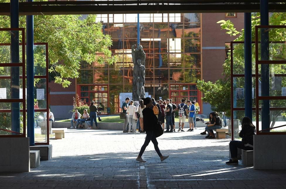 La Universidad Rey Juan Carlos no se plantea cambiar de nombre