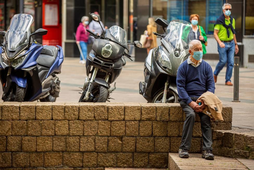País Vasco ha registrado 19 fallecidos por coronavirus en una semana