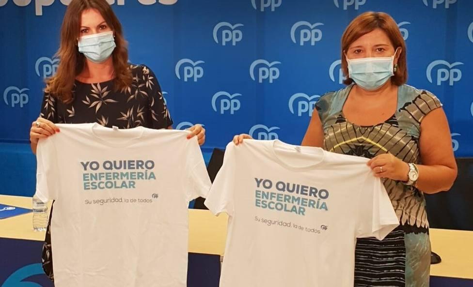 En muchas comunidades se reclama la figura de la enfermera escolar ante la pandemia de COVID