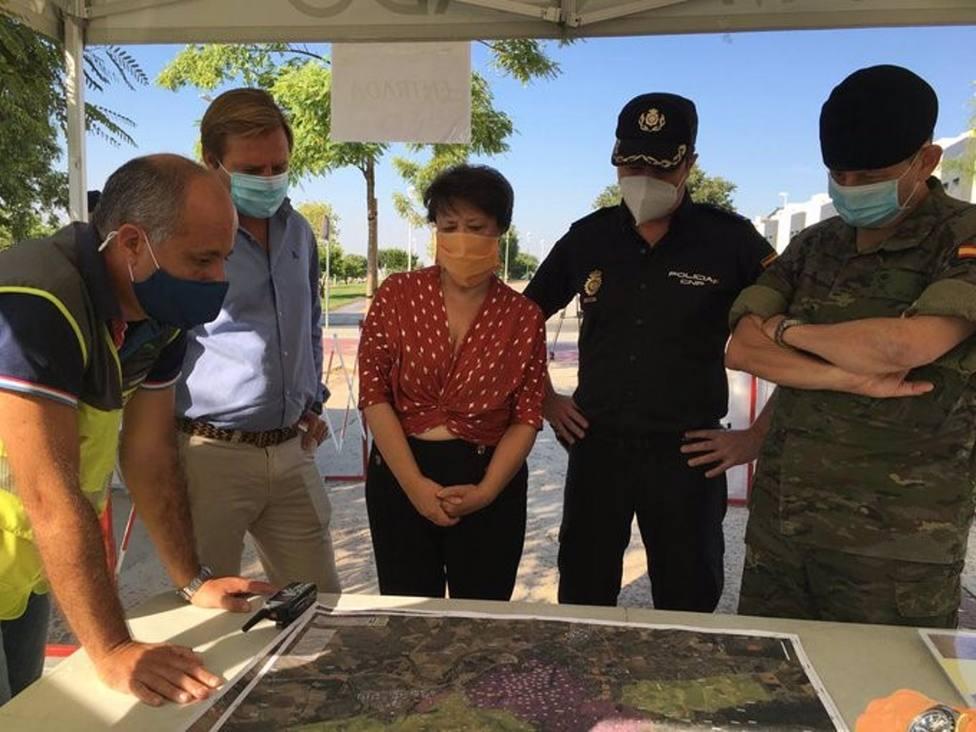 El Ejército se incorpora con 100 militares a la búsqueda del anciano desaparecido hace más de dos semanas