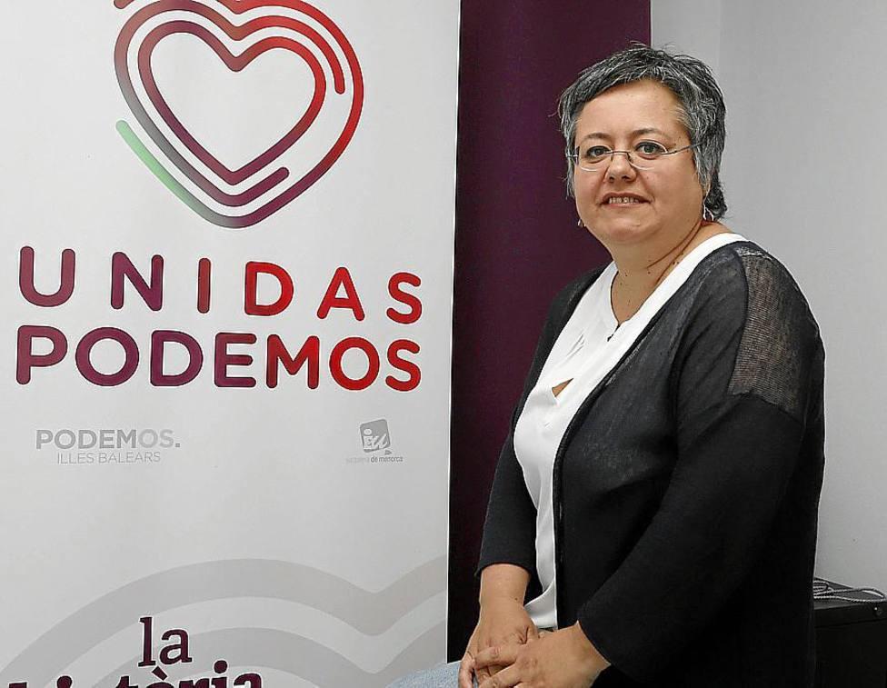Cristina Gómez, Unidas POdemos