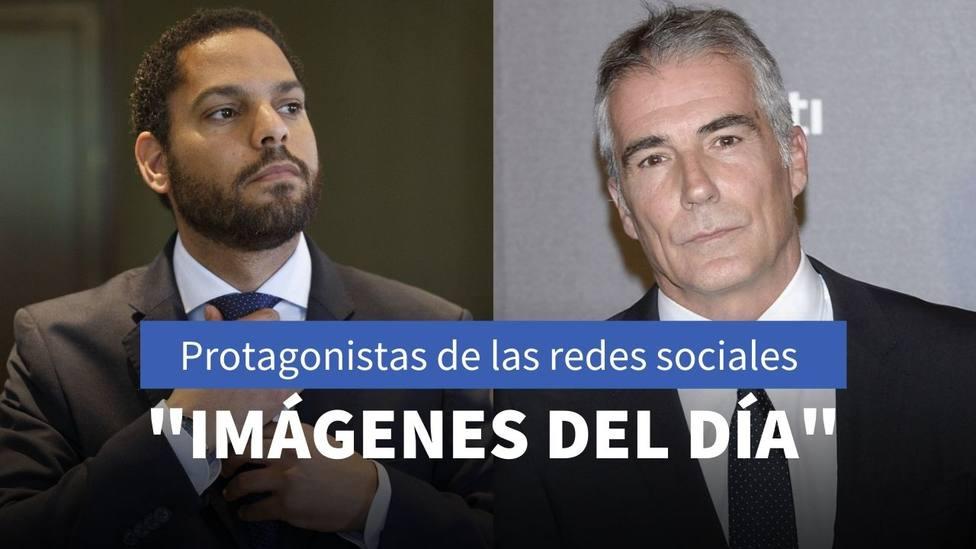 Ignacio Garriga y David Cantero