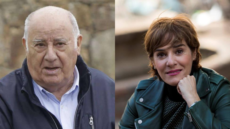 Anabel Alonso ataca a Amancio Ortega y se le vuelve en contra: ¿Por ignorancia?