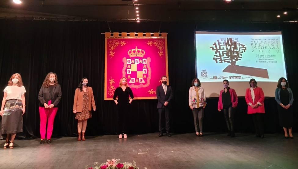 El ayuntamiento hace entrega de los VIII Premios Jaeneras