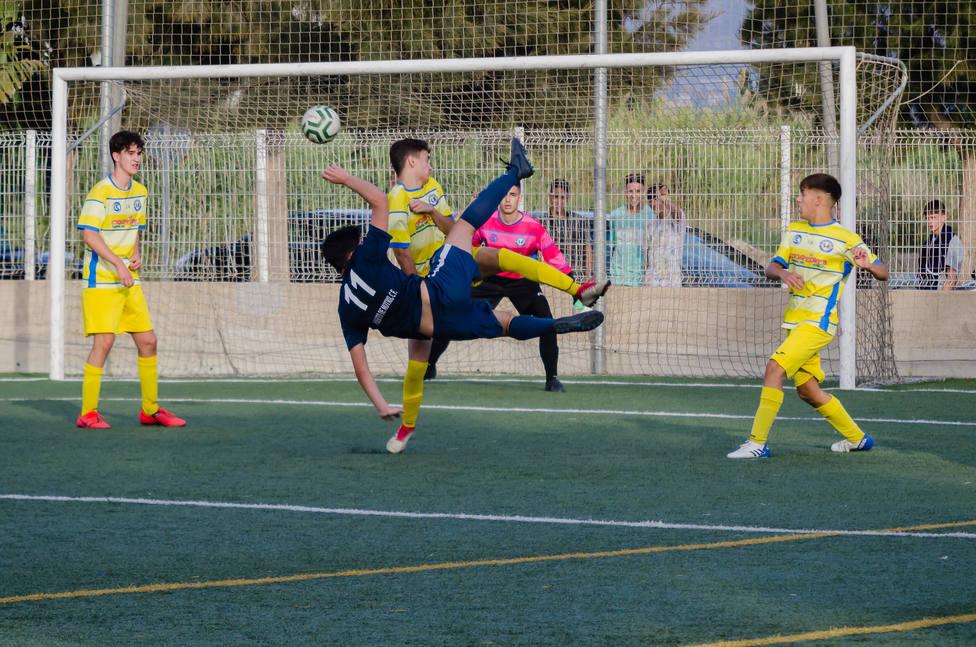 Suspendidas, durante 14 días, las competiciones provinciales de fútbol base y fútbol sala