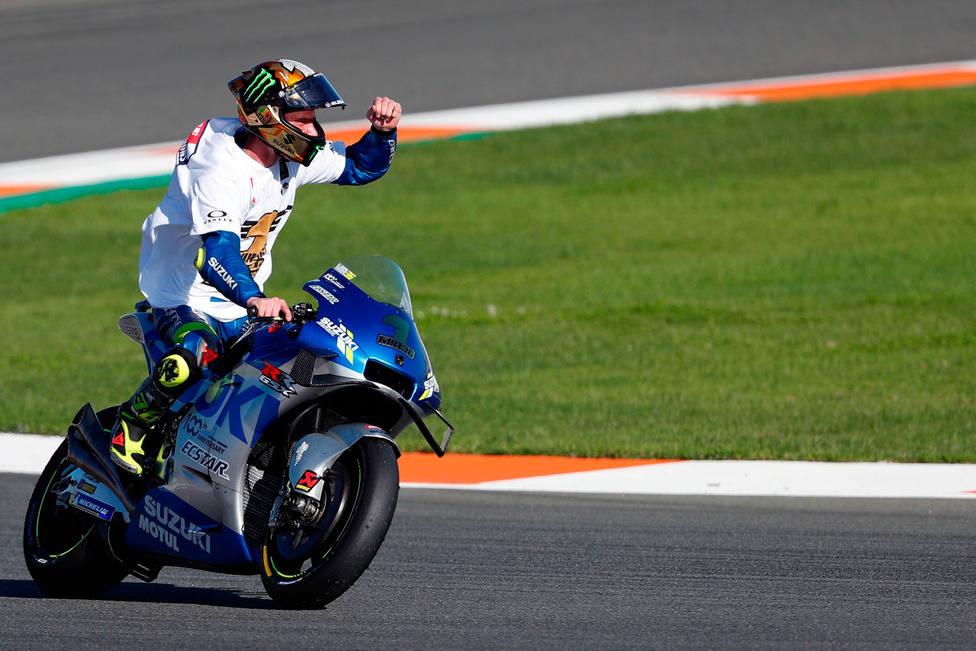 Joan Mir, campeón del mundo de MotoGP (EFE)